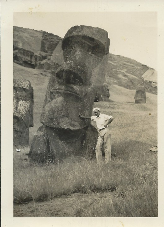 YANKEE Easter Island Jan 1940