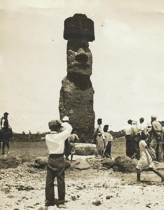 YANKEE Easter Island